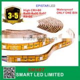 flexible smd led strip5050 with CE RoHS approved door seal brush
