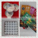 white tea light candle bulk buy from china