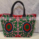 New spring collection Suzani bag shopping bag Tote Fashionable ladies bag