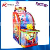 Hot selling lottery game machine arcade lottery game machine coin operated lottery game machine
