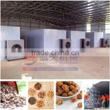 High efficiency clean heat pump dryer electric PLC control preserved fruit food dehydrator