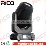 stage lights guangzhou 280W 10r sharpy spot moving head light beam wash 3in1 on promotion