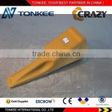 china supplier D5 D6 D7 excavator bucket teeth 6Y0359 ,bucket tooth 6Y0359. bucket teeth pin 6Y0359