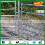 Galvanized heavy farm gate design