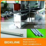 Automatic LED bulb assembling machine