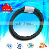 Heat Resistant Machine Rubber Washer Gasket / Waterproof rubber o ring gasket