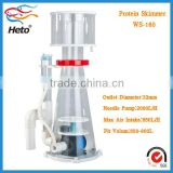 Needle wheel pump marine fish farming protein skimmer for marine tank