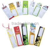 New Style fashion bookmarks magnifying glass bookmarks Magnifiers animal magnet bookmarker OEM