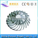 Casting Marine type New Investment Casting blower impeller mini pump impeller