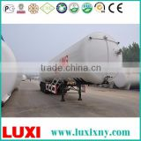 China New Design Popular storage tank semi-trailer lng cylinder build up group association