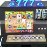 Bingo games , Coin operated games , slot game