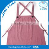 2015 new nice cross back apron for sales