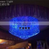 Professional Lighting 2016 newest fashion lighting for shopping mall decorative led fiber optic light