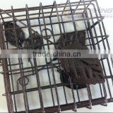 Wholesale Cherry Valley Suet Bird Feeder Wire Cage Outdoors Seed Feeder Cage