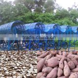 Factory!Hot sale Low consumption High efficiency cassava starch extracting machines/starch machine/potato starch machine