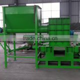 Pine Straw Baler / Wood Sawdust Bagging Machine For sale