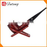 Vintage Customer Logo Briar Smoking Pipes Best Wood Tobacco Pipe Wholesale