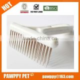 Pet Shedding Grooming Tool Metal Brush Comb pet hair Dog Cleaning Brush