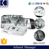 Lymphatic drainage massage far infrared suit blanket pressotherapy body shaping machine.