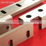 tungsten carbide planer blade for wood shredder