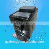 Hot sales commercial Multifunctional fully automatic coffee machine (ZQW-A8)