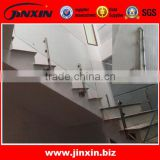 JINXIN HARDWARE- 2205 Frameless Balustrade Post Clamp Stainless Steel Glass Spigot Pool Fence