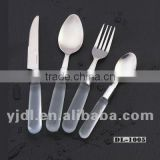 2016 International handmade stainless steel flatware