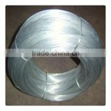 XY galvanised wire (factory)