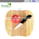 New bamboo Chopping Block Wooden Thicken Solid Wooden Chopping Block Kitchen Cutting Board Cooking