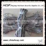 Ordinary Gray Reflective Piping for Safety Clothes / Reflective Ribbon for Bags / Sew-on Reflective Piping