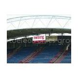 Stadiums Perimeter Led Display Screen P10 SMD 3in1 Iron