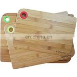 2017 Hot Selling Durable Bamboo Chopping Block Bamboo Cutting Board