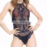 One Piece Sexy Lacy Lingerie for Women Teddy Babydoll Bodysuit chemise