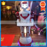 Hot Sell First Generation Intelligent Humanoid Robot Waiter for Restaurant