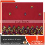 Nice Indian George Lace Fabric For African Women