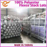 Taiwan Good Quality 100% Polyester Fleece Stuffed Doll Textile In Stock