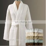 100% Cotton Terry Hotel Bathrobe