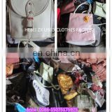 used clothing/used bags