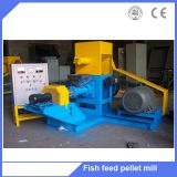 DGP90 capacity 450kg/h dry type floating fish feed pellet mill machine for africa Nigeria Cameroon