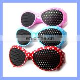 Children Pin Hole Glasses Stenopeic Glasses Naturally Improve Eyesight