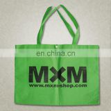 1c printing Non woven foldable shopping bag