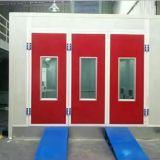 Full downdraft Paint Booth for sale