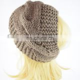 knitting head warmer
