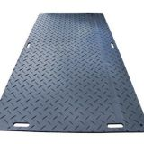 HDPE Sheet ground protection mat construction temporary road mats
