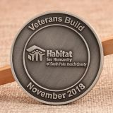 Veterans Build Custom Challenge Coins