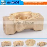 Brass cold forging, forging parts, forging valve body for solenoid valve production