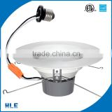 Factory price ETL American retrofit downlight with E26 base