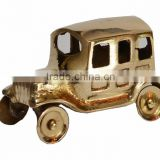 Brass Toy Scooter Miniature Model Vintage Car Toy Car Antique Car Vintage Car