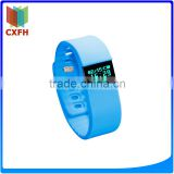 OLED screen smart bracelet tw64 Waterproof Fitness Sleep Tracker Pedometer bluetooth 4.0 smart