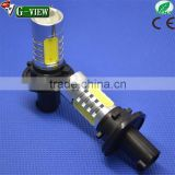 High lighting customized chip car led headlight bulbs PH24WY 6W led fog light